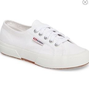 Superga Cotu White Sneakers